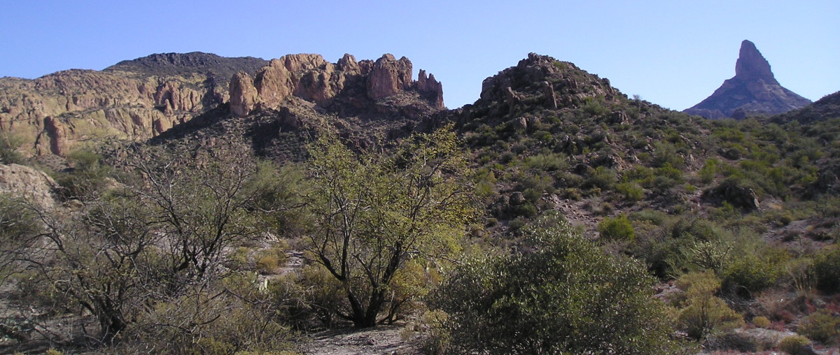 The Lost Dutchman Goldmine